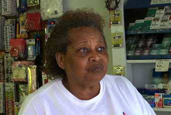 Store Owner Fears Trains Will Close Biz